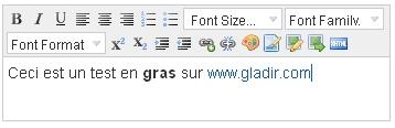 Articles - WYSIWYG du Web